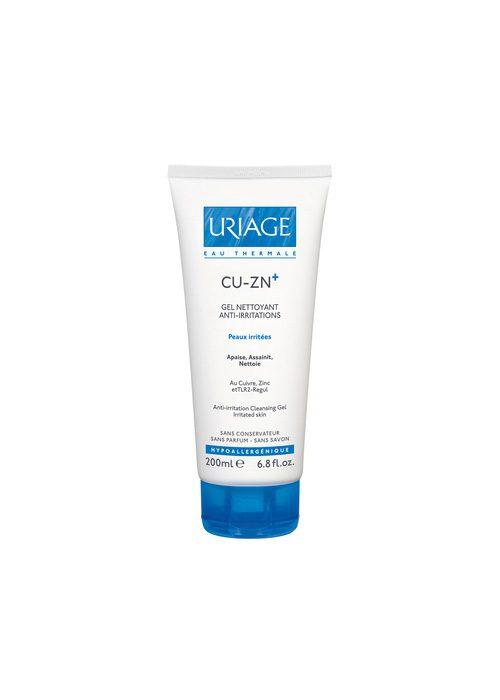 Uriage Cu-Zn+ gel