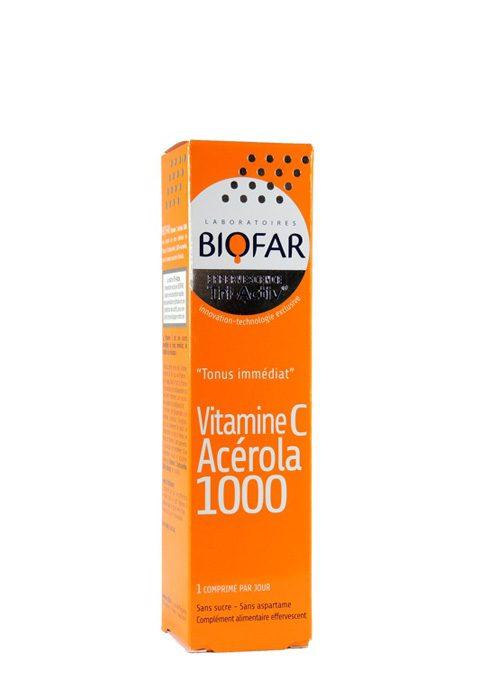 Biofar Vitamin C Acerola